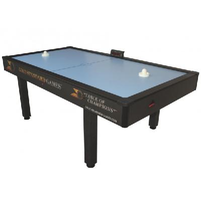 Gold Standard Games Home Pro 7 Ft Air Hockey Table